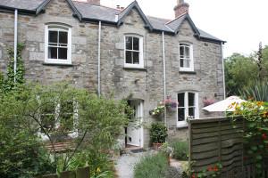 Lavender Cottage front