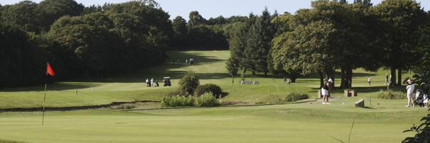 Tehidy Golf course